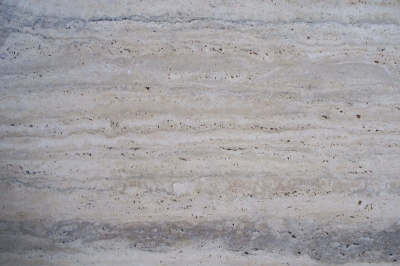 Roman Travertine, Vein Cut, Unfilled, Honed, Close 2