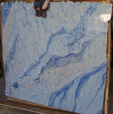 Blue Macauba Slab