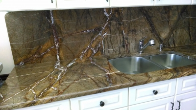 Rainforest Brown Countertop