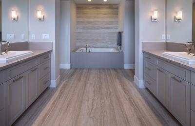 Hazelwood™ Quartz Bathrooom