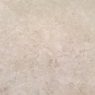 Medium Light Travertine Cross-cut Close 1