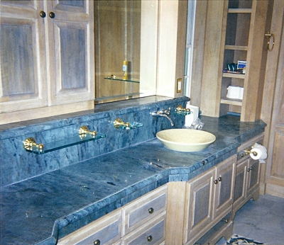 Azul Do Mar Bathroom Vanity