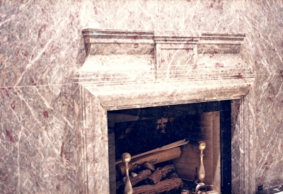 Jasper Rose Fireplace