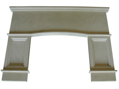 Semi Rijo Fireplace