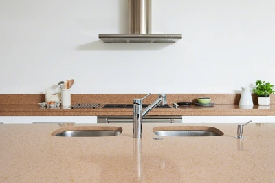 Solare™ Quartz Kitchen